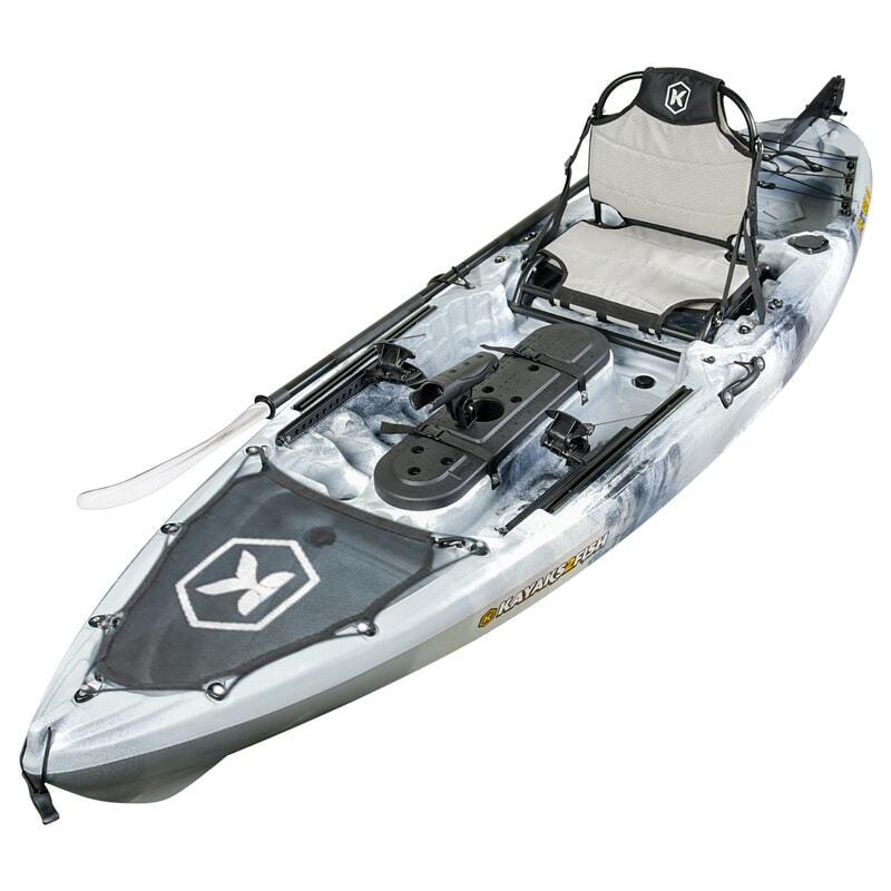 Nextgen 10 pro fishing kayak package storm kayaks2fish for 10 fishing kayak