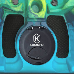 Foot Traction Pad for NextGen 9 Kayak
