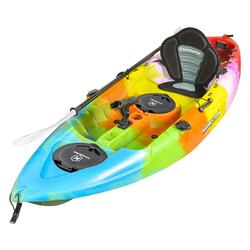Rainbow Fishing Kayak Package