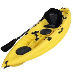 OSPREY YELLOW Fishing Kayak Package