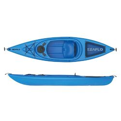 3m Sit-in Recreational Kayak Package (Blue)