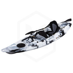 Falcon 1+1 Fishing Tandem Kayak Package - Storm