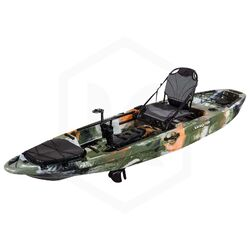 Gannet Foot Pedal Kayak - Jungle