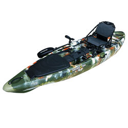 ORCA 12 Pro Fishing Kayak Package - Jungle