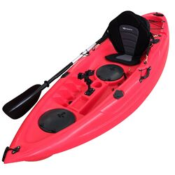 OSPREY RED Fishing Kayak Package
