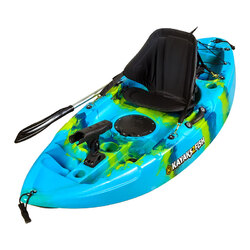 Puffin Pro Kids Kayak Package - Sea Spray