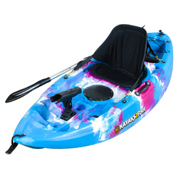Puffin Pro Kids Kayak Package - Twilight