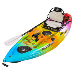NEXTGEN 9 Fishing Kayak Package - Rainbow