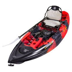 NEXTGEN 9 Fishing Kayak Package - Redback