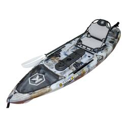 NEXTGEN 10 Pro Fishing Kayak Package - Desert