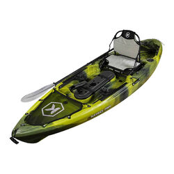 NEXTGEN 10 Pro Fishing Kayak Package - Moss