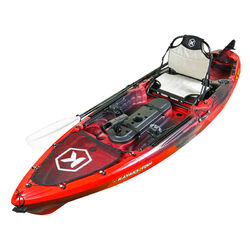 NEXTGEN 10 Pro Fishing Kayak Package - Red Tiger