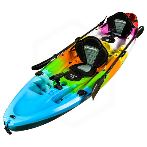 Eagle Double Fishing Kayak Package - Rainbow