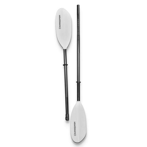 Kayak Paddle | 2 Piece Lightweight Fishing Kayak Paddle | Double Ended Paddle