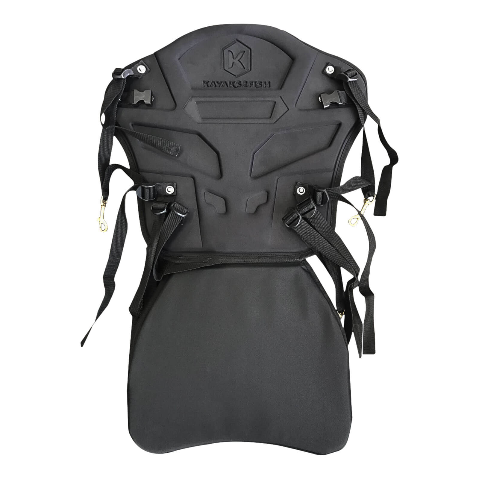 Luxury Armour Elite Seat Wider Softer Upper Back
