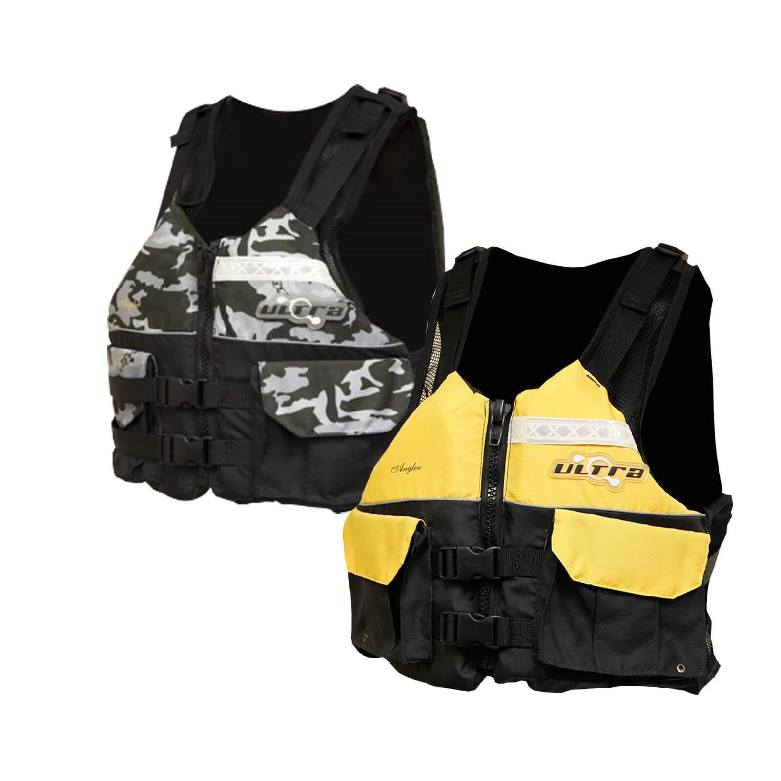 Kayak Life Jackets PFD L50s Ultra Angler