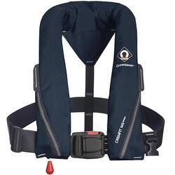 Crewsaver Crewfit 165N Sport Manual Inflatable Life Jacket Navy