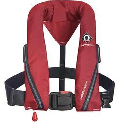 Crewsaver Crewfit 165N Sport Manual Inflatable Life Jacket Red
