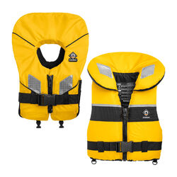 Crewsaver Spiral 100N Baby/Child Life Jacket | Yellow