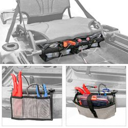 Tool, Tackle Caddy & Seat Organiser Bundle