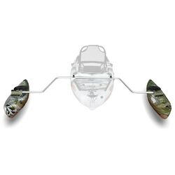 Kayak Outrigger Stabilizer Floats Kit Jungle Camo