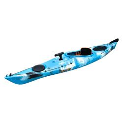 Oceanus 3.8M Single Sit In Kayak - Blue Sea