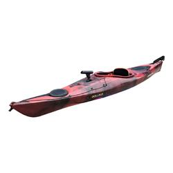 Oceanus 3.8M Single Sit In Kayak - Red Sea