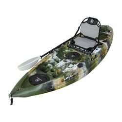 NEXTGEN 9 Fishing Kayak Package - Jungle Camo