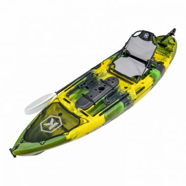 2020 NEXTGEN 10 MKII Pro Fishing Kayak Package - Aussie Gold