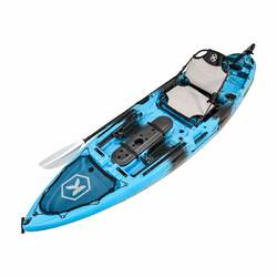 2020 NEXTGEN 10 MKII Pro Fishing Kayak Package - Sky Blue