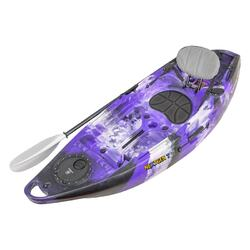 NEXTGEN 7 Fishing Kayak Package - Purple Camo