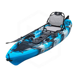 NEXTGEN 10 Pro Fishing Kayak Package - Blue Lagoon