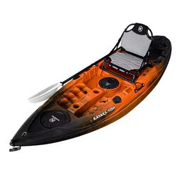 NEXTGEN 9 Fishing Kayak Package - Sunset