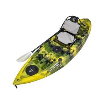 NEXTGEN 9 Fishing Kayak Package - Aussie Gold