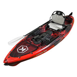 2020 NEXTGEN 10 MKII Pro Fishing Kayak Package - Red Tiger