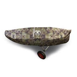 Large 4.1M Kayak Storage Cover - Camo