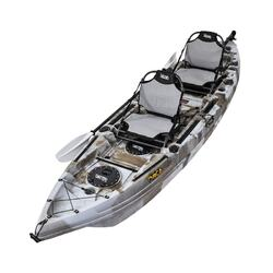 Triton Pro Fishing Kayak Package - sahara
