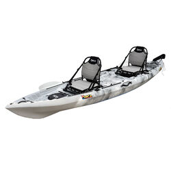 Triton Pro Fishing Kayak Package - Arctic
