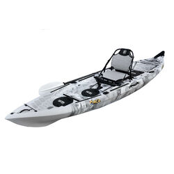 Triton Pro Fishing Kayak Package - Arctic - 1 SEATER