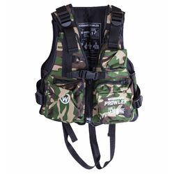 Watersnake PFD Prowler Camo Vest Adults