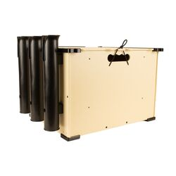 BlackPak Kayak Fishing Crate - Tan - YakAttack