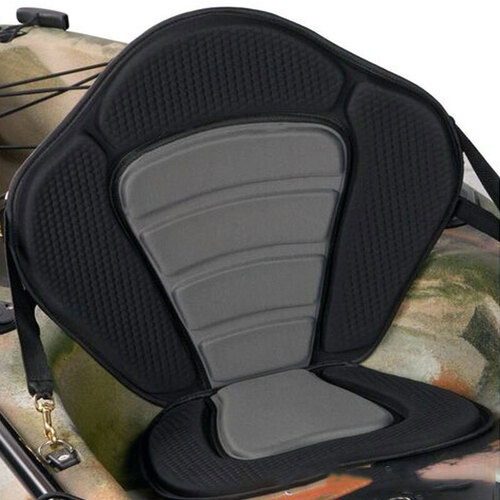 Luxury Kayak Seat With High Back Rest | Kayak Seat | Padded Kayak Seat